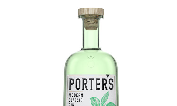 porters gin usa expansion