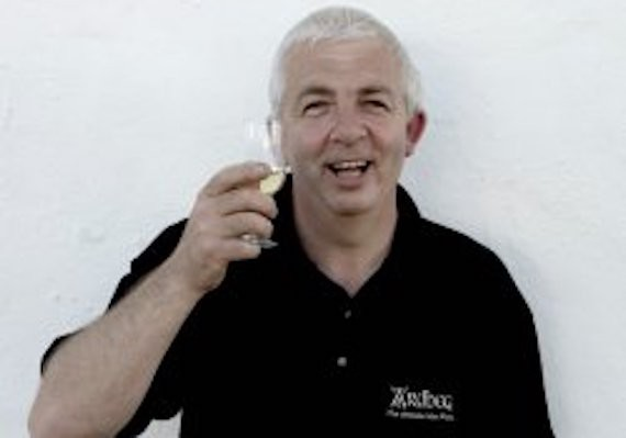 mickey heads ardbeg retires
