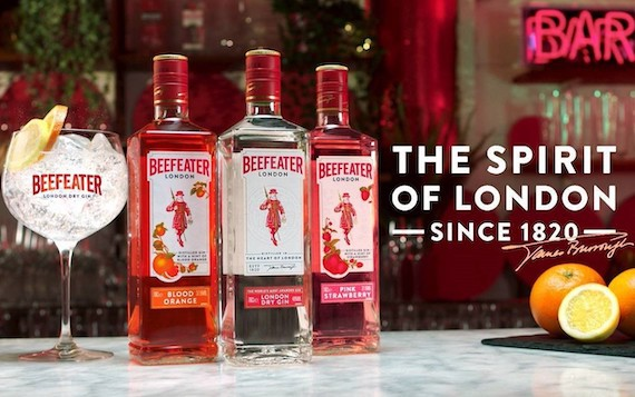 beefeater tv ad