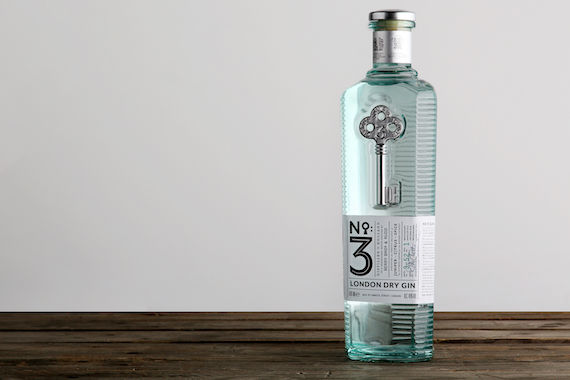 No.3 London Dry Gin international spirits challenge berry bros & rudd